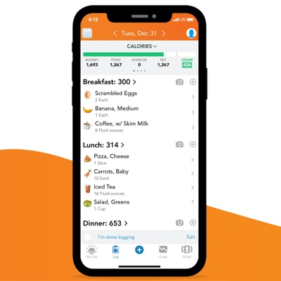 lose it calorie counting app