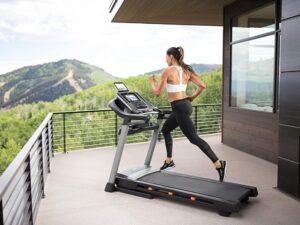 peloton tread vs nordictrack treadmills
