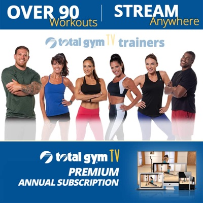 total gym tv workouts