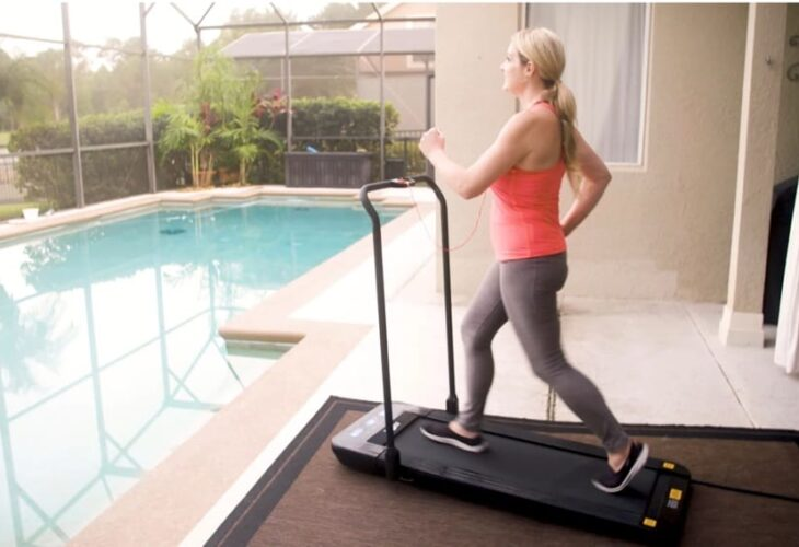 fitnation slim line treadmill review
